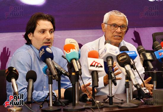 صور كوبر مؤتمر صحفى (9)