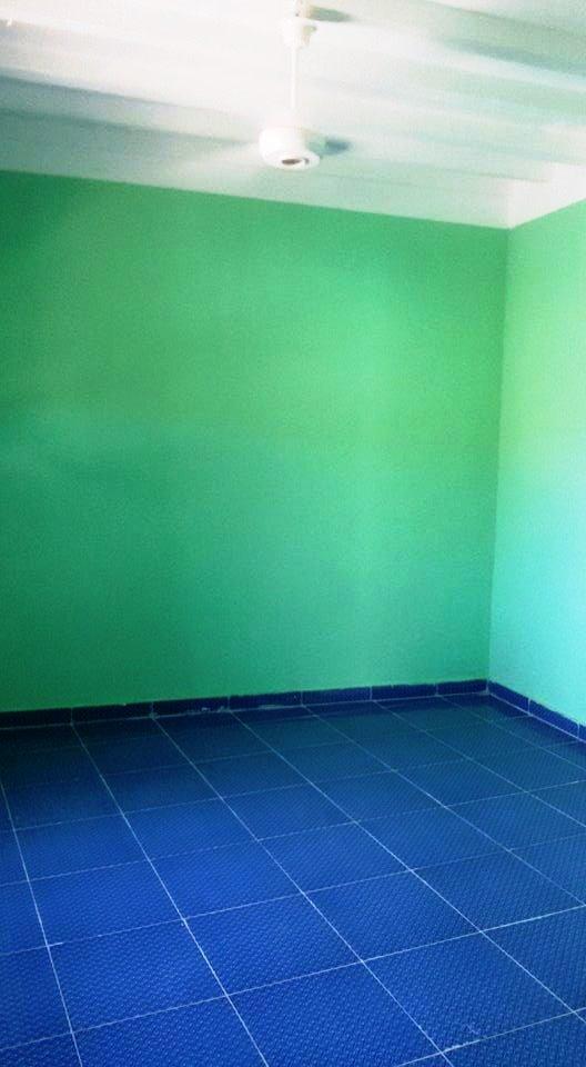 صورة ارشيفية ـ اعادة تأهيل منازل بسوهاج (4)