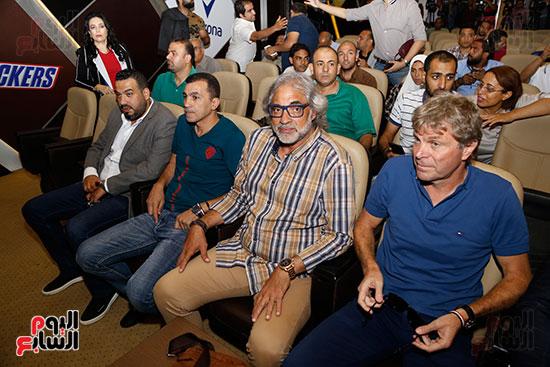 صور كوبر مؤتمر صحفى (2)
