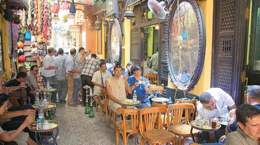 مقاهى الحسين (12)