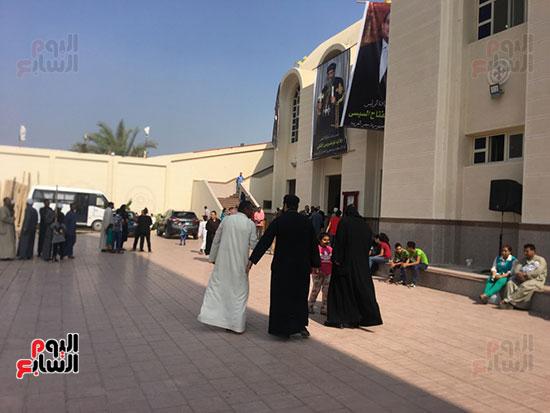 صور مقبره شهداء اقباط المنيا (18)