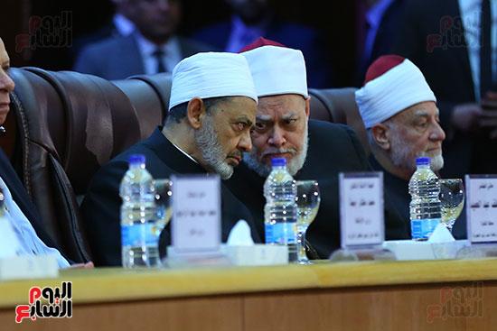 احتفال دار الإفتاء المصرية لاستطلاع هلال شهر رمضان (17)