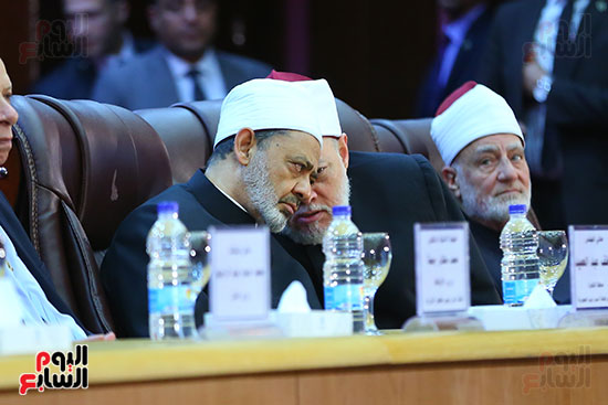 احتفال دار الإفتاء المصرية لاستطلاع هلال شهر رمضان (16)
