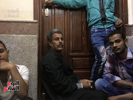 صور مقبره شهداء اقباط المنيا (10)