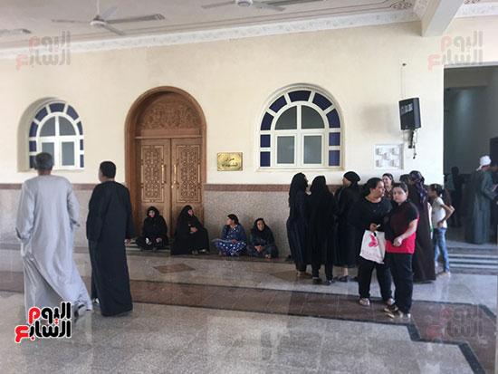 صور مقبره شهداء اقباط المنيا (11)