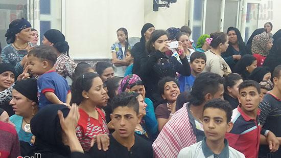 صور مقبره شهداء اقباط المنيا (27)