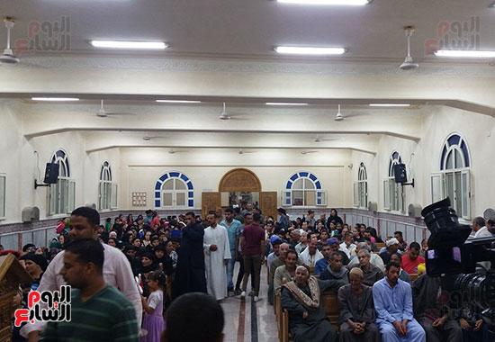 صور مقبره شهداء اقباط المنيا (26)