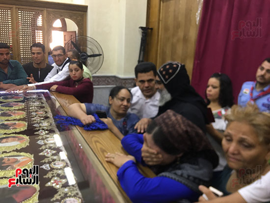 رفات شهداء ليبيا (9)