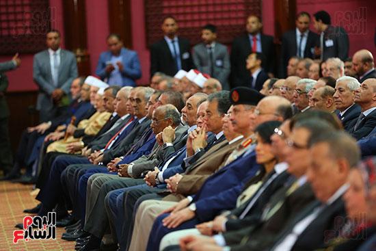 احتفال دار الإفتاء المصرية لاستطلاع هلال شهر رمضان (15)