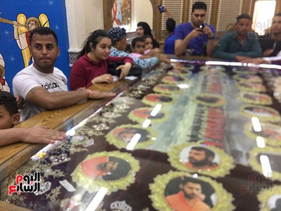 رفات شهداء ليبيا (1)