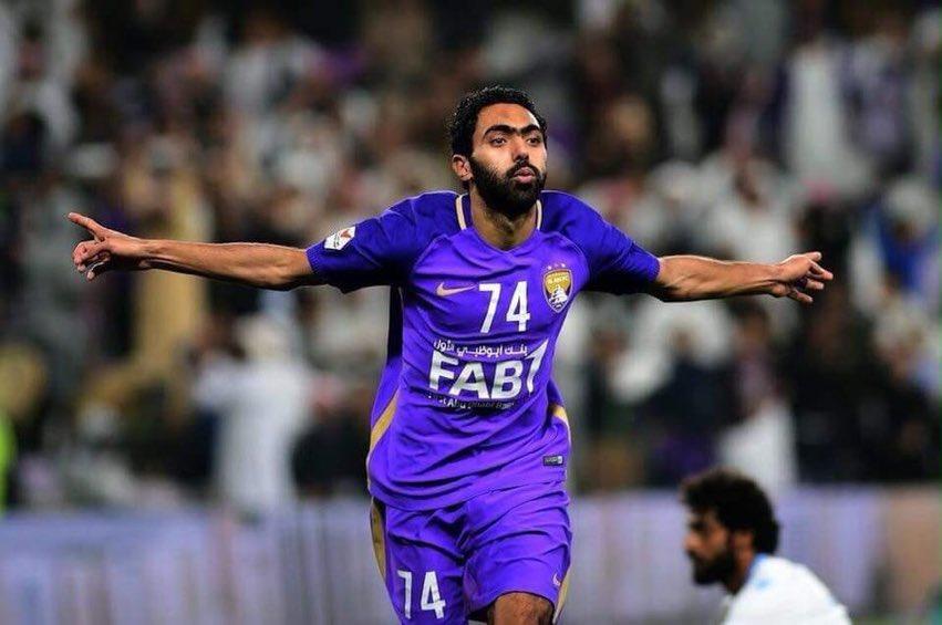الإعلام الإماراتى: أمل تأهل العين فى عودة حسين الشحات