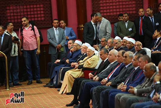 احتفال دار الإفتاء المصرية لاستطلاع هلال شهر رمضان (23)