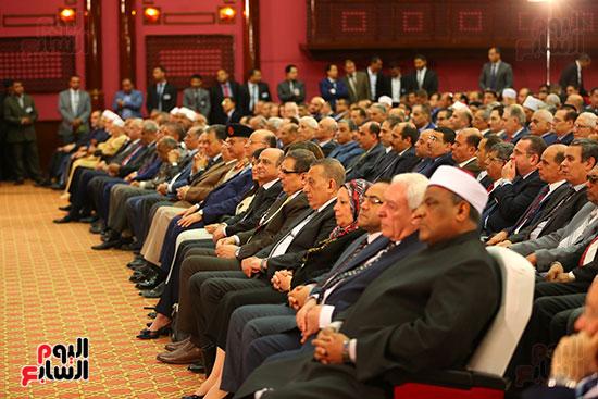 احتفال دار الإفتاء المصرية لاستطلاع هلال شهر رمضان (11)
