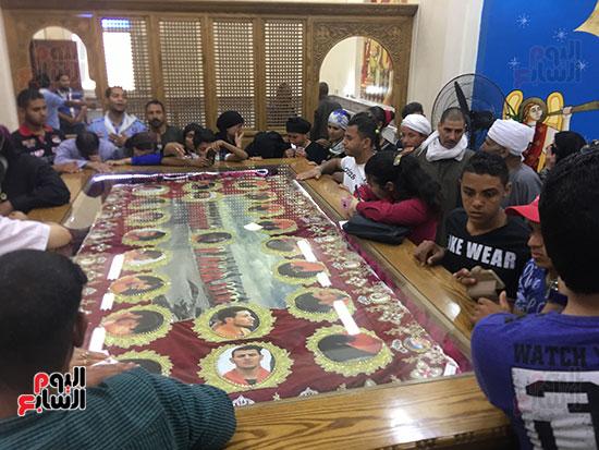 رفات شهداء ليبيا (7)