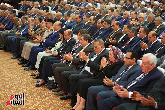 احتفال دار الإفتاء المصرية لاستطلاع هلال شهر رمضان (24)