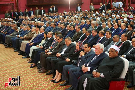 احتفال دار الإفتاء المصرية لاستطلاع هلال شهر رمضان (20)