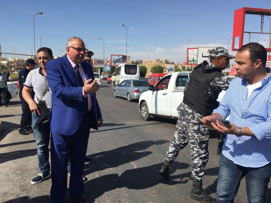 مدير أمن القليوبية يقود حملة أمنية (2)