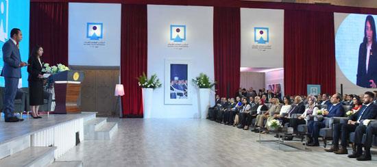 مؤتمر الشباب بمشاركة الرئيس السيسى (11)