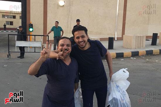 الداخلية تفرج عن 332 سجينا بموجب العفو الرئاسى (3)