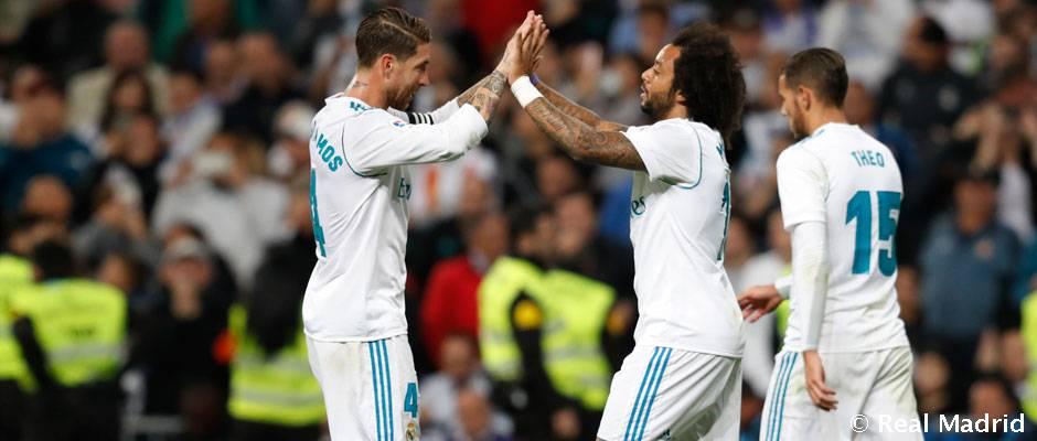 مدافعى ريال مدريد