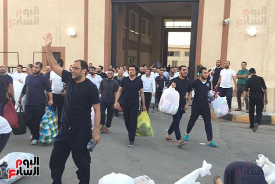 الداخلية تفرج عن 332 سجينا بموجب العفو الرئاسى (2)