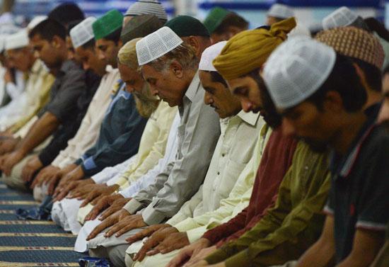 الصلاة-في-باكستان