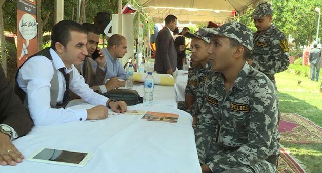 توظيف مجندين القاهرة