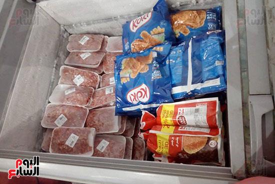 اللحوم داخل معارض أهلا رمضان