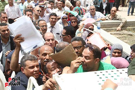 صور الانتخابات العماليه (3)