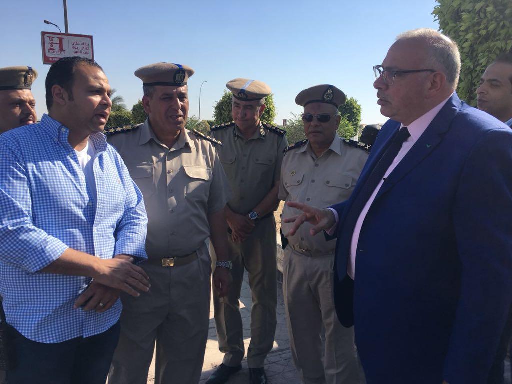 مدير أمن القليوبية يقود حملة أمنية (4)