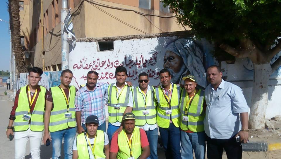 أهالي مدينة الاقصر وإسنا يخرجون في دورة رمضان بمواكب إحتفالية (4)
