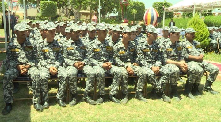 المجندين