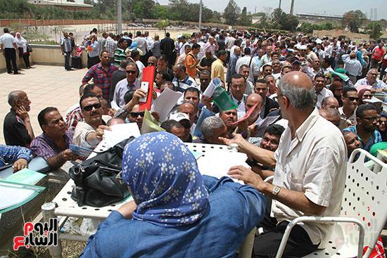 صور الانتخابات العماليه (1)