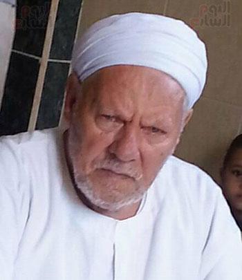 الشيخ أحمد عبد المقصود