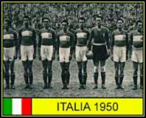 المنتخب الايطالى فى كأس العالم 1950