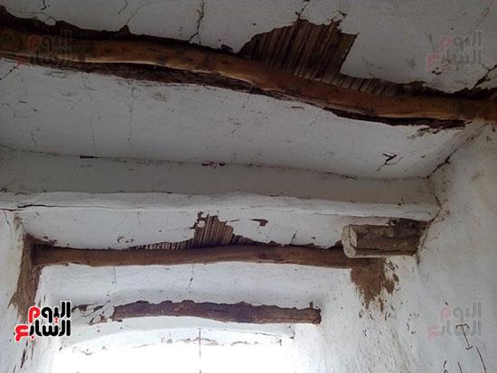 المنزل يعانى من هجوم النمل الأبيض