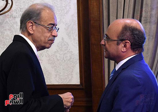 صور اجتماع مجلس الوزراء (13)
