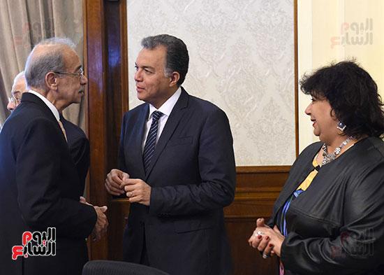 صور اجتماع مجلس الوزراء (8)