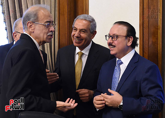 صور اجتماع مجلس الوزراء (16)