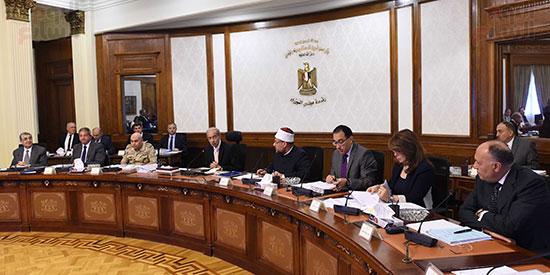 صور اجتماع مجلس الوزراء (9)