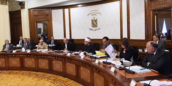 صور اجتماع مجلس الوزراء (10)