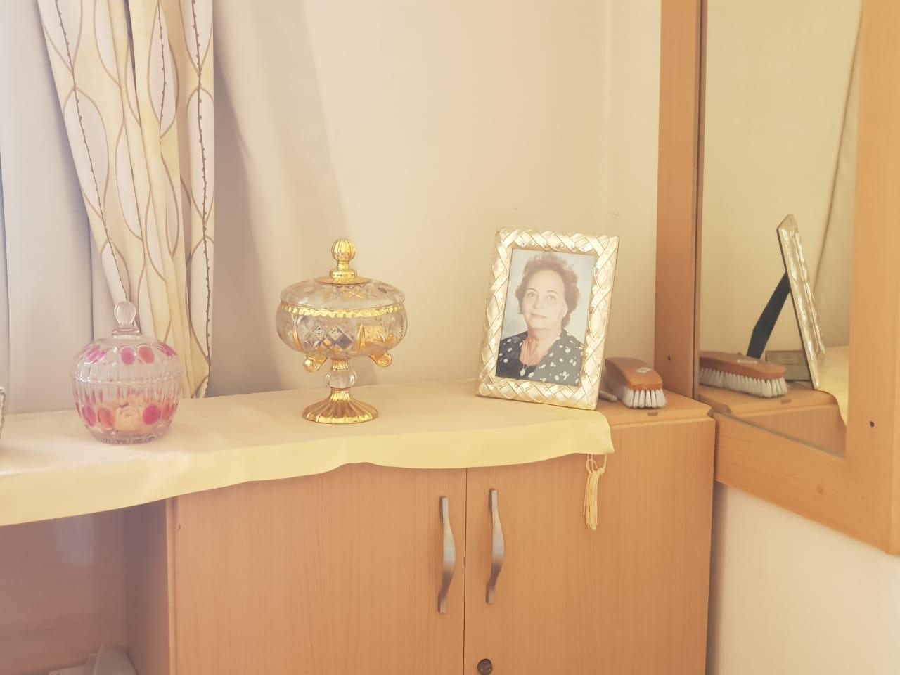 يوانا حبيب داخل دار المسنين (1)