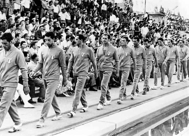 منتخب ايطاليا 1950