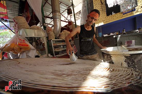 إقبال المصريين على الكنافة والقطايف (7)