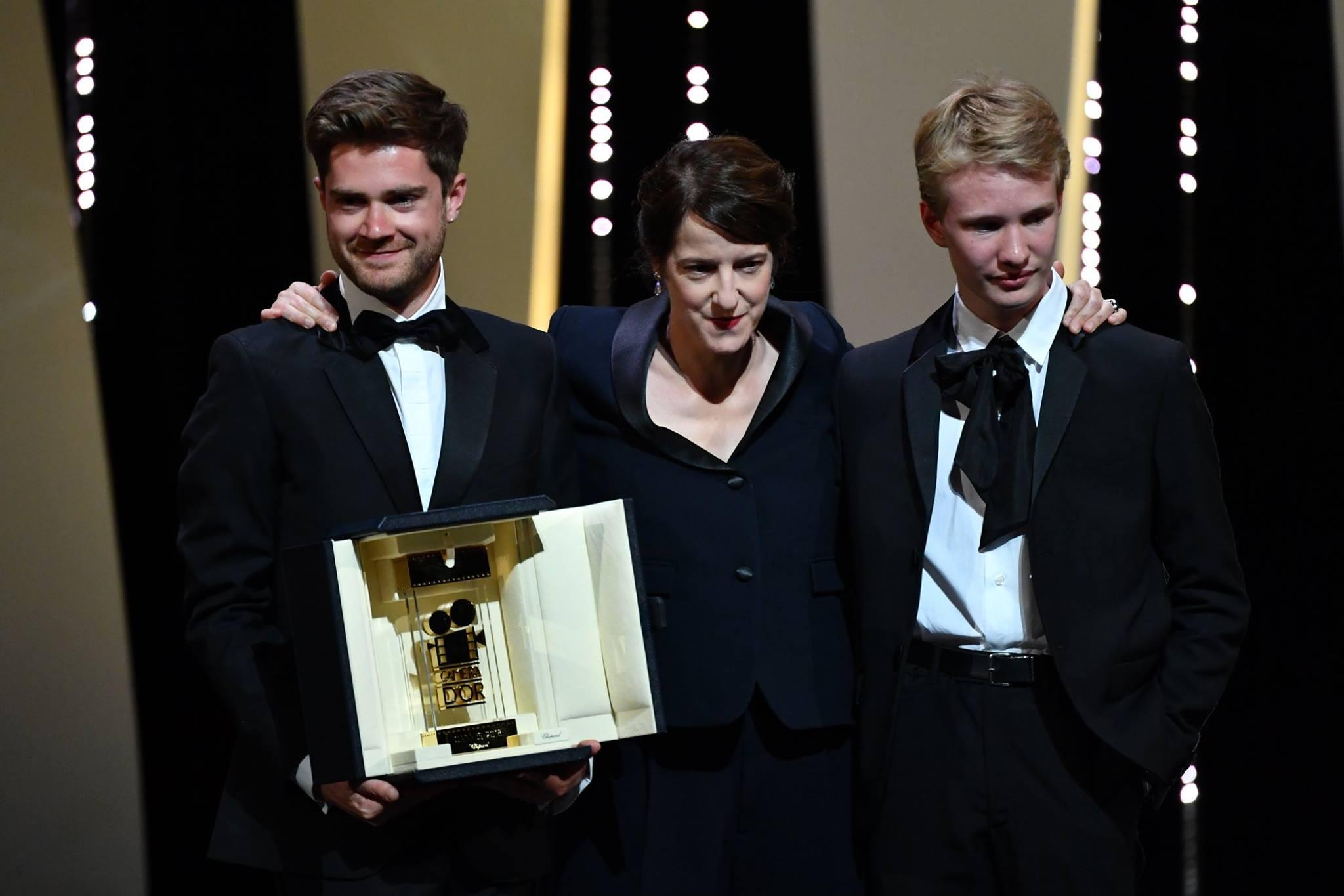 الفائزون بجوائز مهرجان كان  (12)