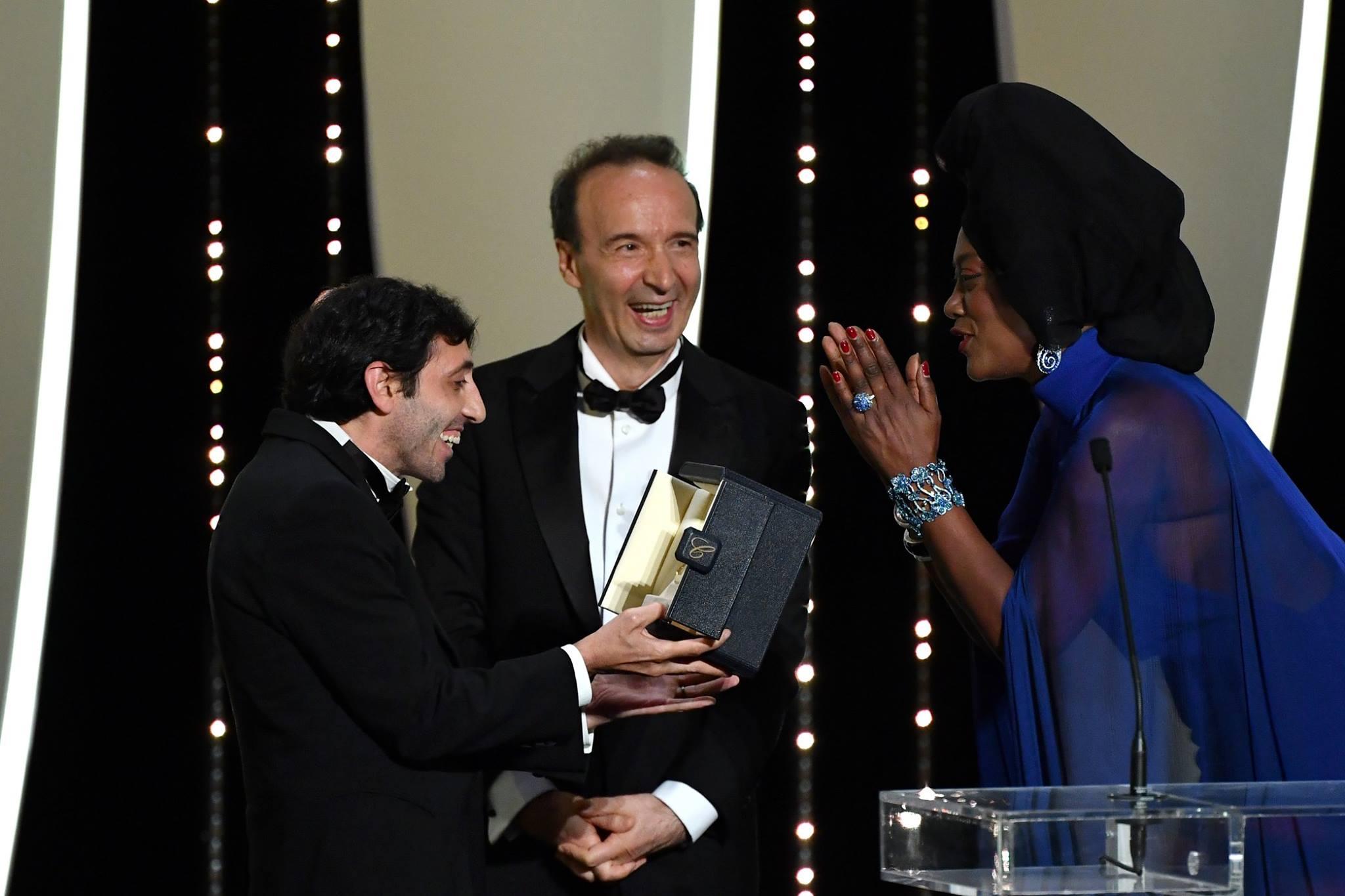الفائزون بجوائز مهرجان كان  (1)