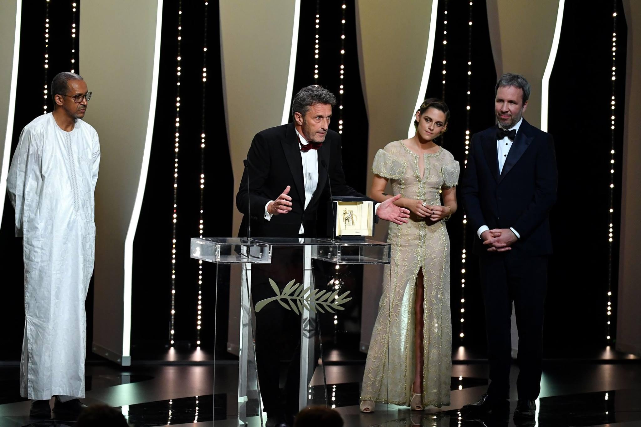 الفائزون بجوائز مهرجان كان  (10)