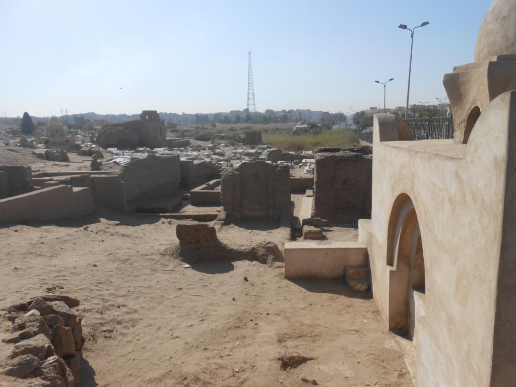 المقابر الفاطمية