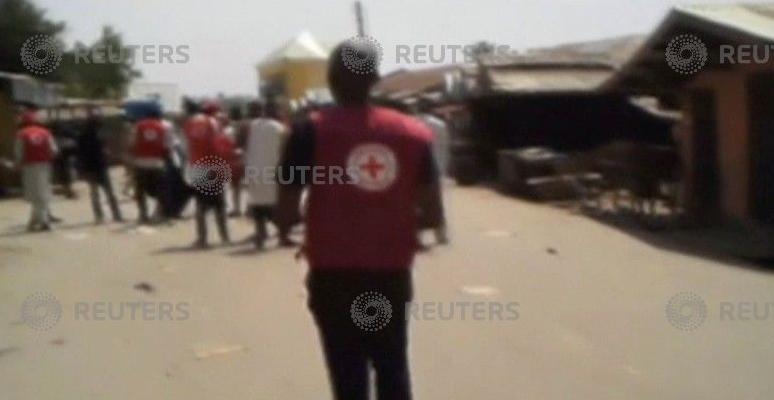عمال الصليب الأحمر