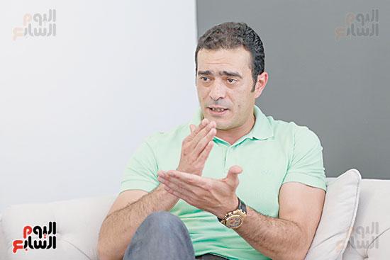 حوار مع المحامى طارق جميل (1)